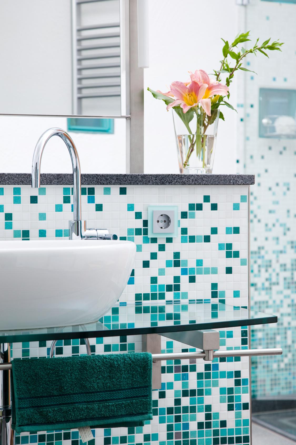 Mosaikfliesen Optische Highlights Für Wand Und Boden Brandstädter - Mosaik fliesen 5x5cm